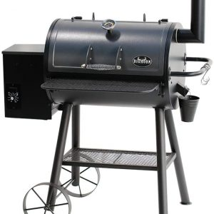 BIG HORN OUTDOORS Pellet Smoker Grill