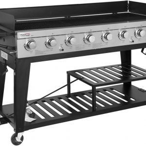 Royal Gourmet GB8000 8-Burner Pro Grill