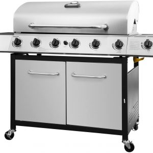 Royal Gourmet 6-Burner Stainless Grill