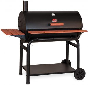 Char-Griller 2137 Outlaw Charcoal Grill