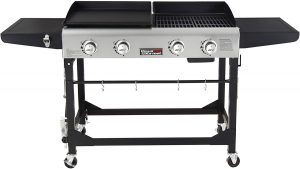 Royal Gourmet Portable Grill & Griddle