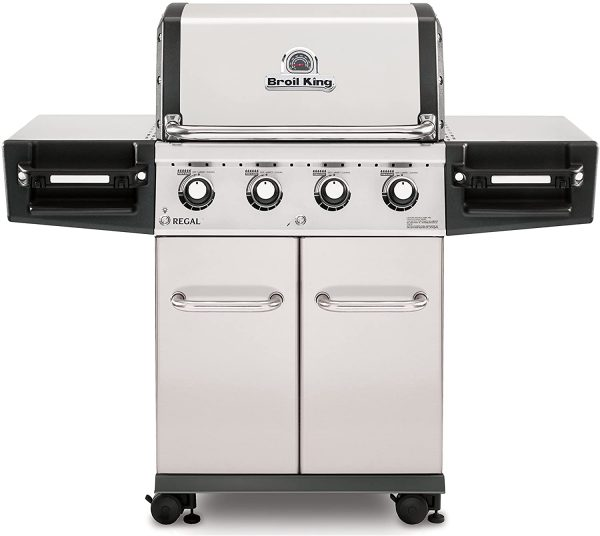 Broil King S420 Pro Propane Gas Grill