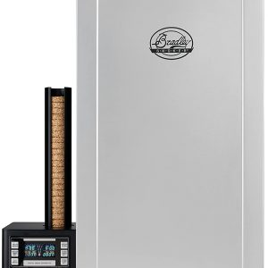 Silver Bradley Digital Six Rack Smoker